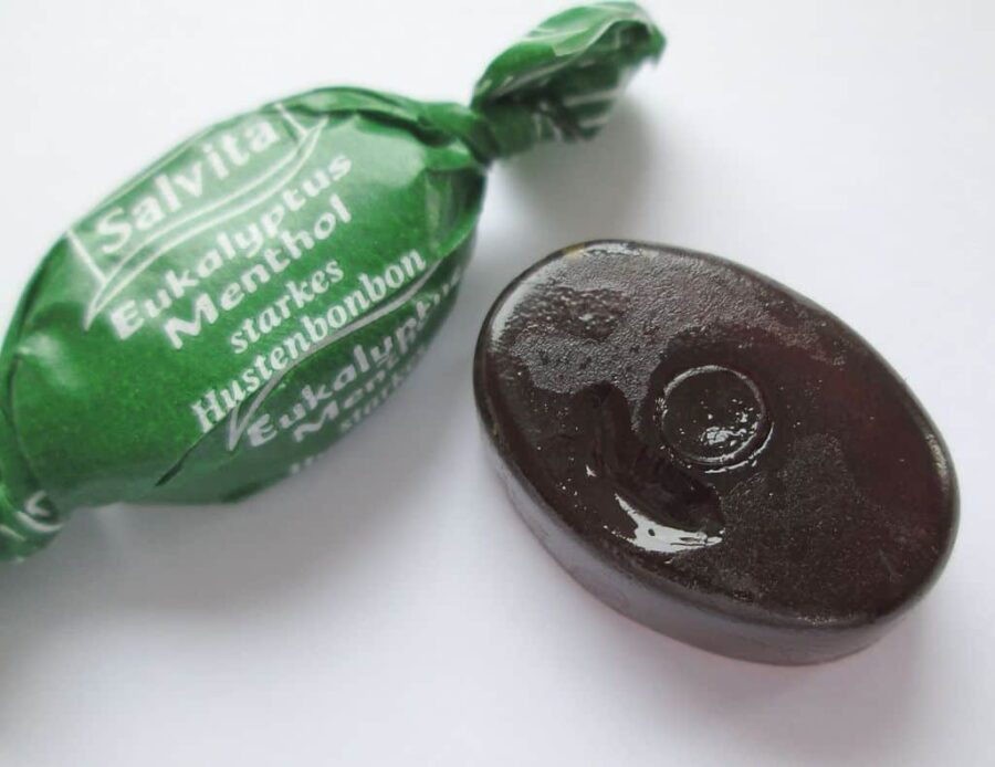 Hustenbonbon cough drop