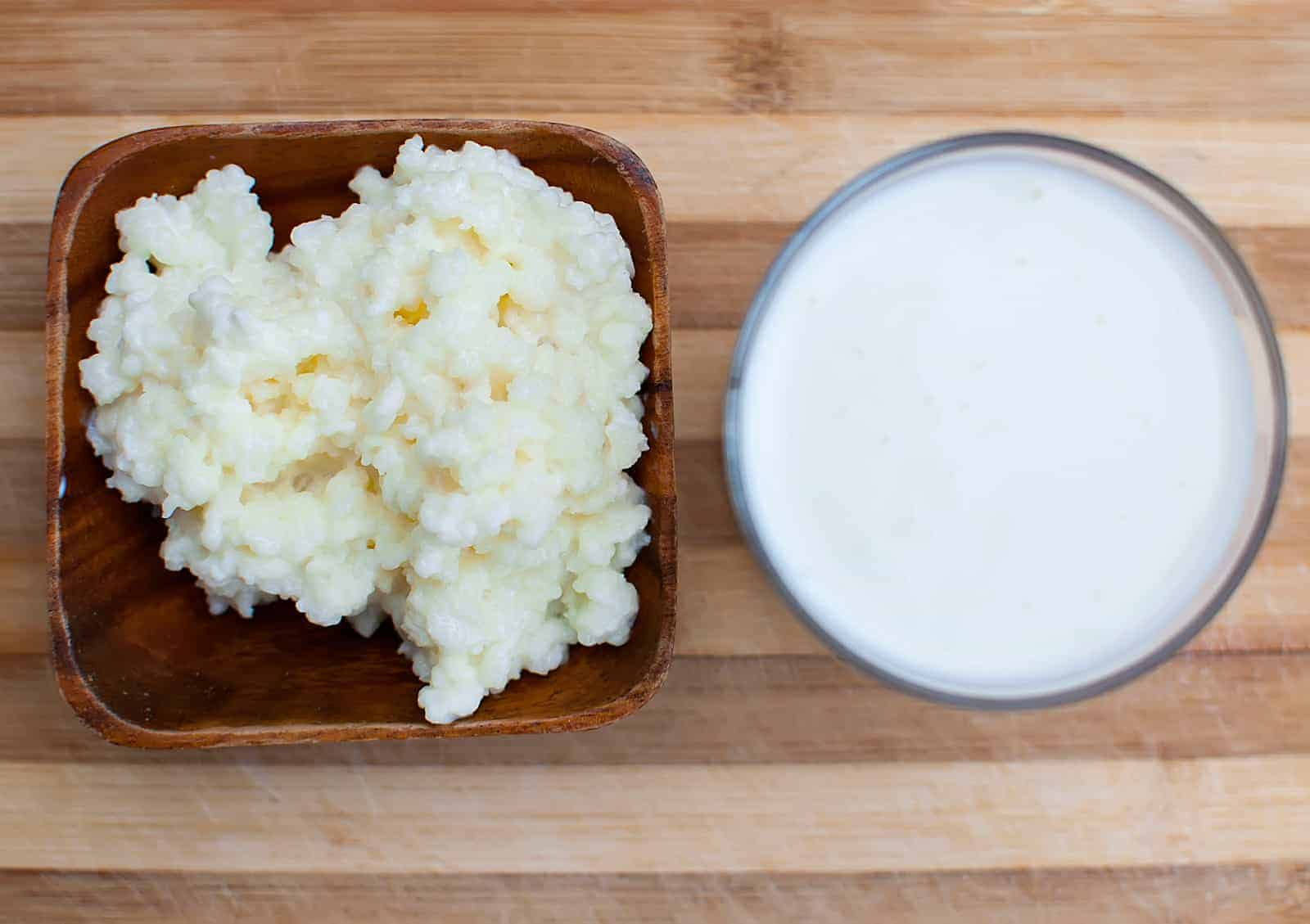 Is kefir good for dogs with diarrhea ?