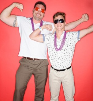 Joe and Brian 3