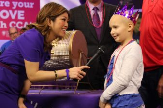 Valentine's Day For the Children's Cancer Association