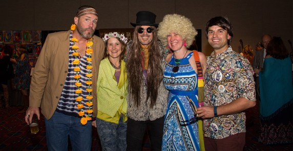 Matt Lounsbury, Lynn and Ron Penner-Ash