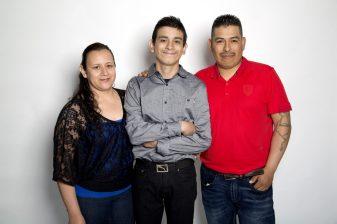CCA Hero Alfredo - Family