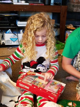 Danielle's Family - Hope for the Holidays
