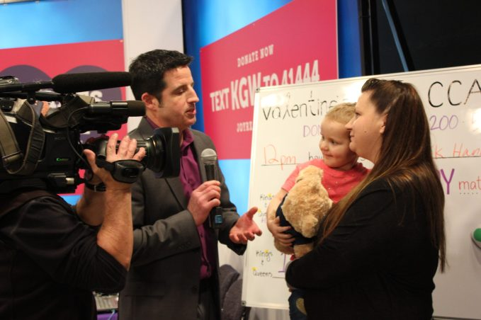 Hearts of Joy with KGW