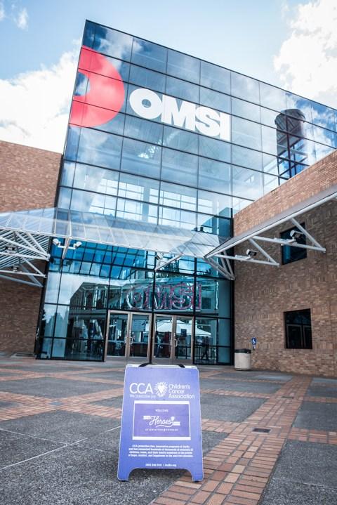 2018 Children's Cancer Association OMSI