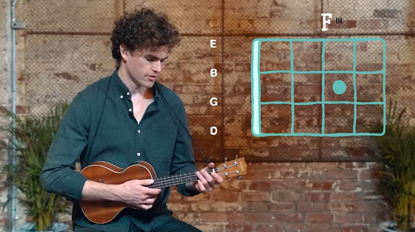 Learn to Play Ukulele with Vance Joy - Children's Cancer