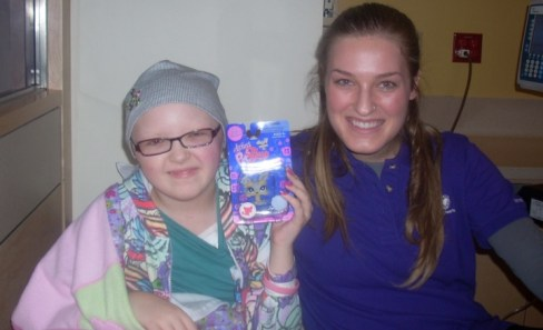 Emme and Chemo Pal Erica