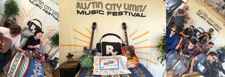 Austin City Limits Bedstock