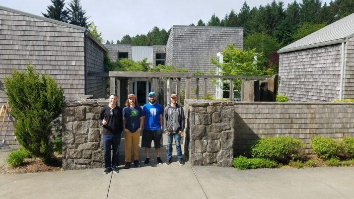 Caring Cabin Volunteers