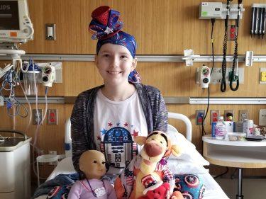 Kira at the Hospital