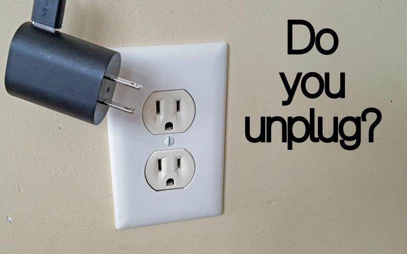 Joy Schneider Do You Unplug? You Should!