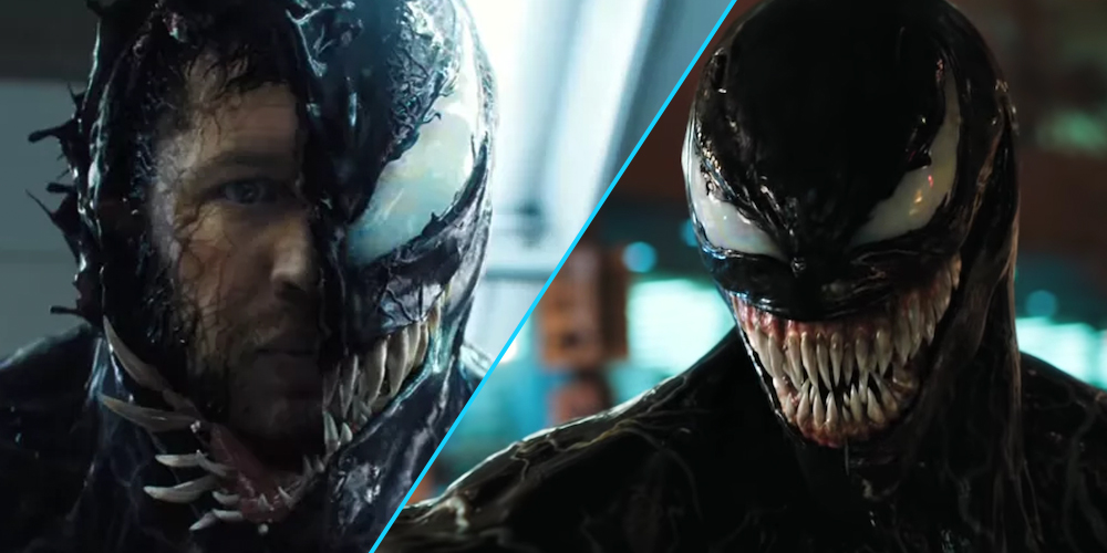 The Adverts For The New Venom Movie Are Very Different In