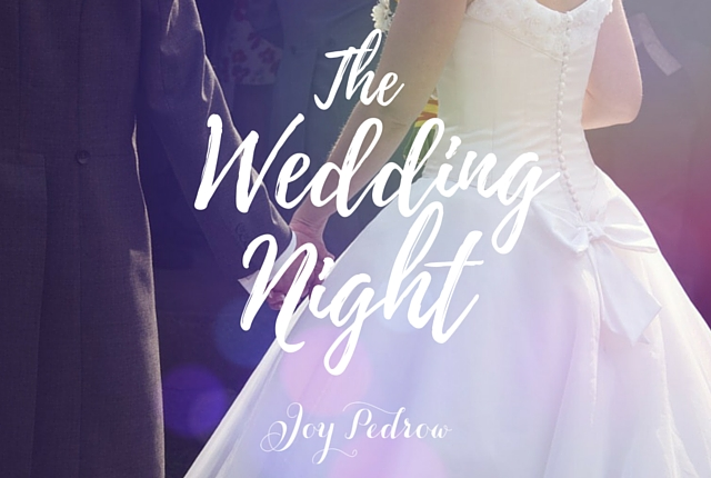 The Wedding Night | JoyPedrow.com