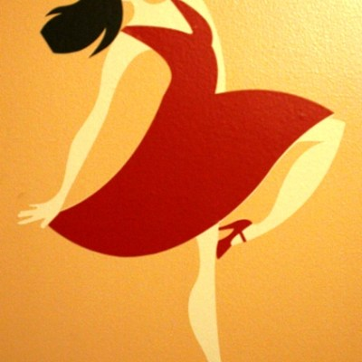 Cricut Shall We Dance Wall Vinyl Dancing Lady – Help Me Choose a Quote