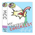 My Cartridge Checklist