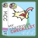 My Cartridge Checklist