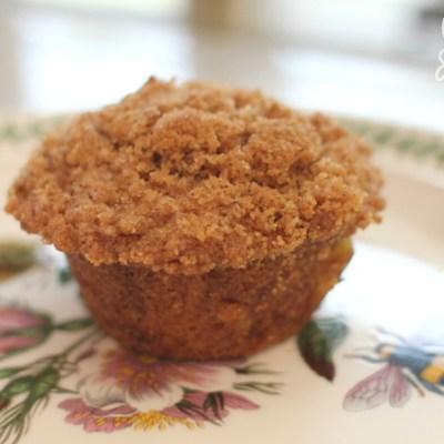 Yummy Apple Pie Muffins