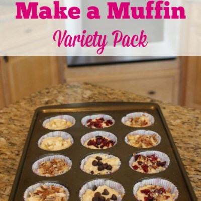 Make a Muffin Variety Pack In One Muffin Tin