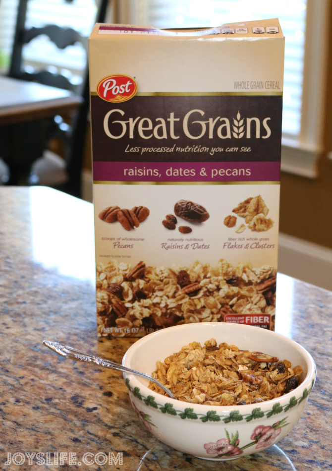 What Makes You Great? #GreatGrains #ad