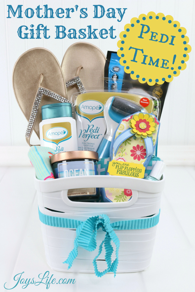 Mothers day pedicure gift basket ideas joys life mothers day pedicure gift basket ideas amopelovesmoms target ad pedicure giftbasket negle Images