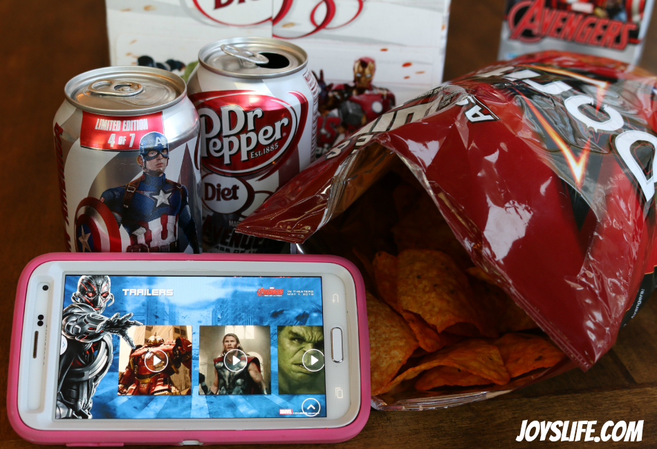 MARVEL's The Avengers: Age of Ultron  Super Heroes Assemble app #AvengersUnite #ad