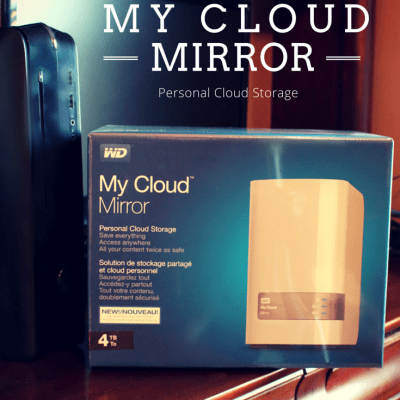 My Cloud Mirror – Personal Cloud Storage