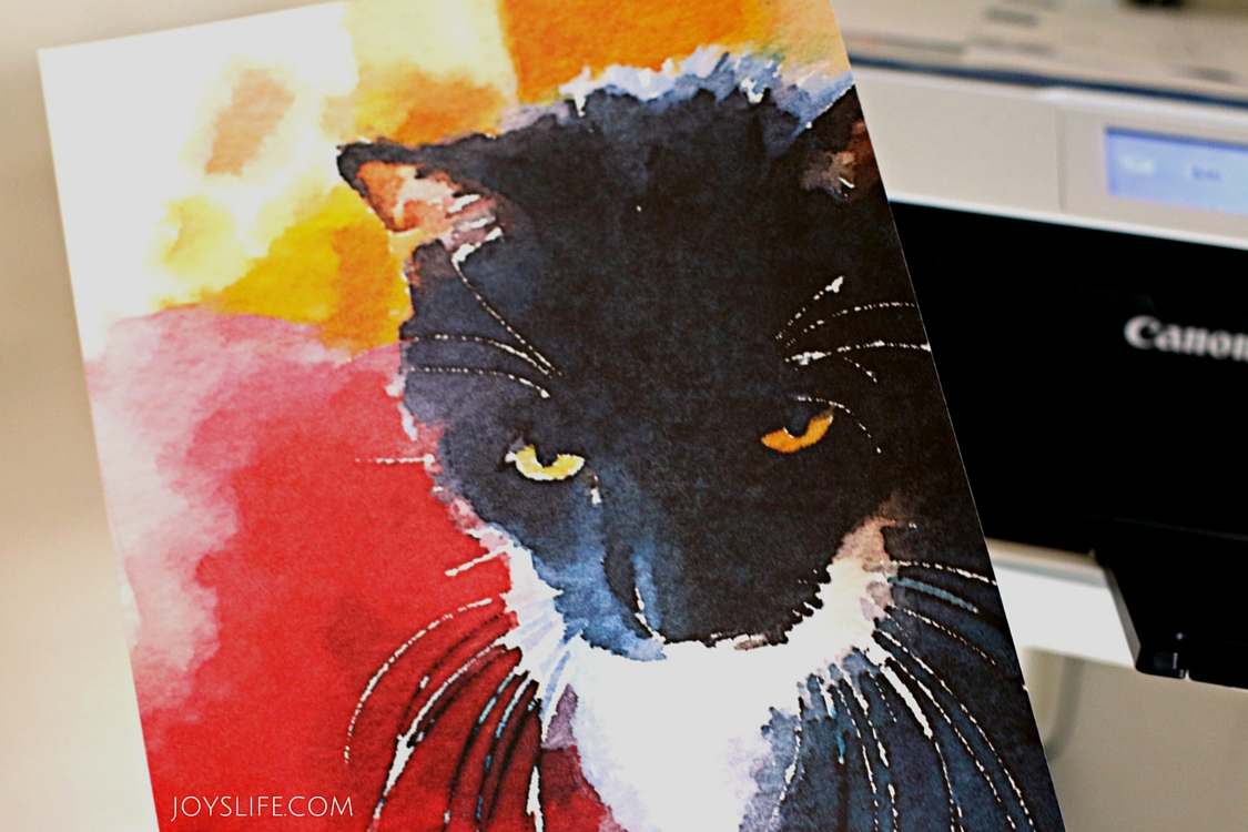 How to Create Easy Watercolor Pet Art