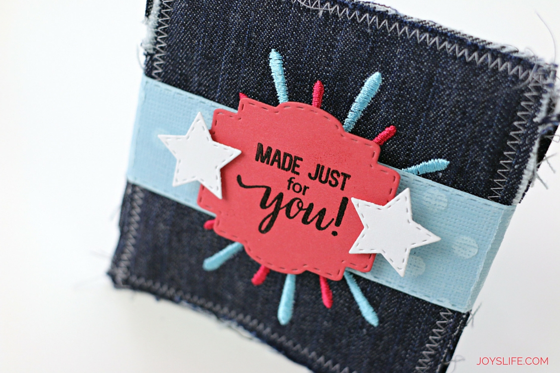4th of July Drink Coasters Hostess Gifts