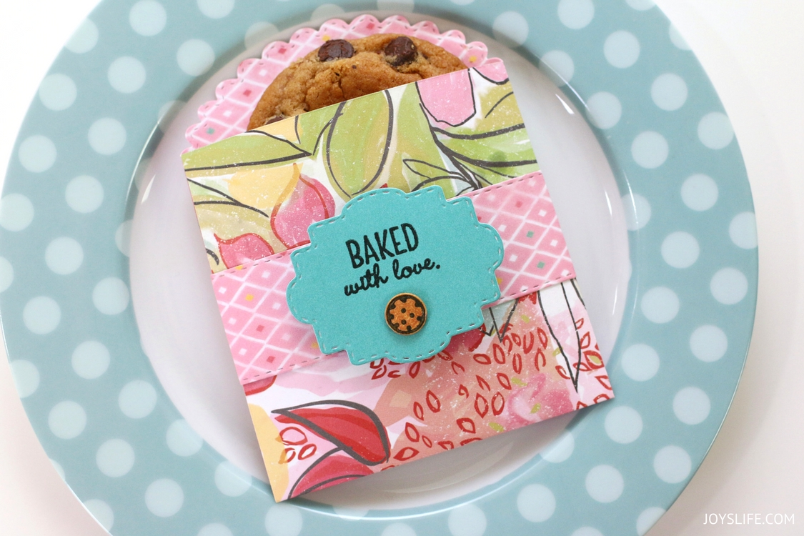 Make a Sweet Treat Cookie Sleeve