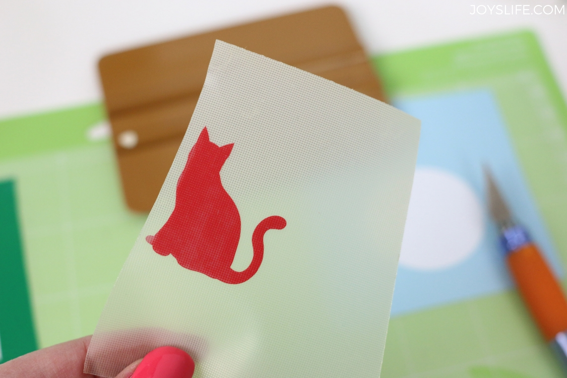 cat vinyl transfer tape