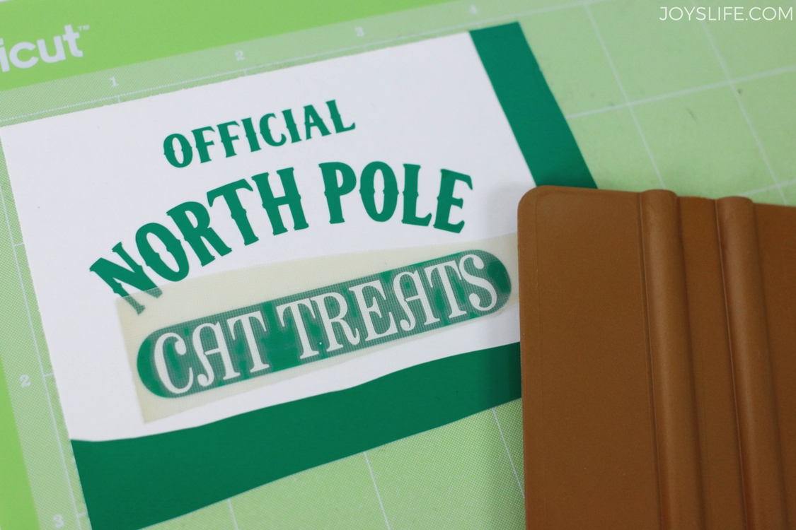 north pole vinyl burnish