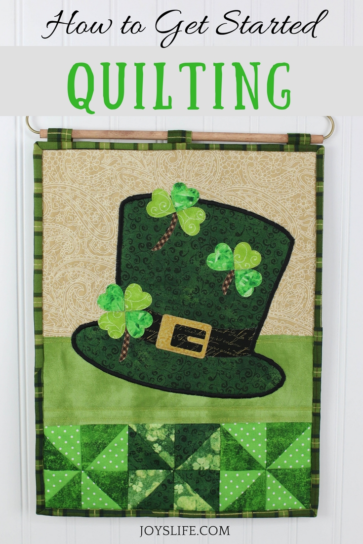 How to Get Started Quilting