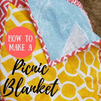 How to Make a Picnic Blanket