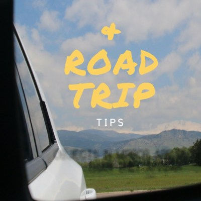 How to Improve Your Car Cabin Air Quality + Road Trip Tips