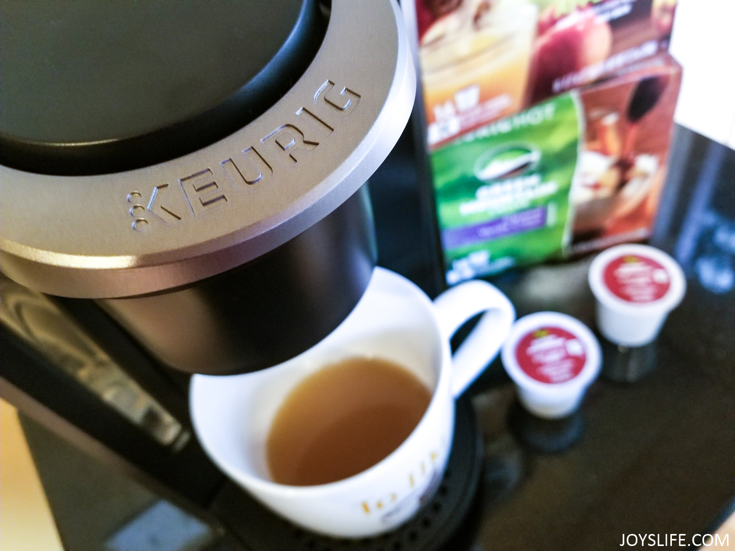 Keurig K Select apple cider kcup