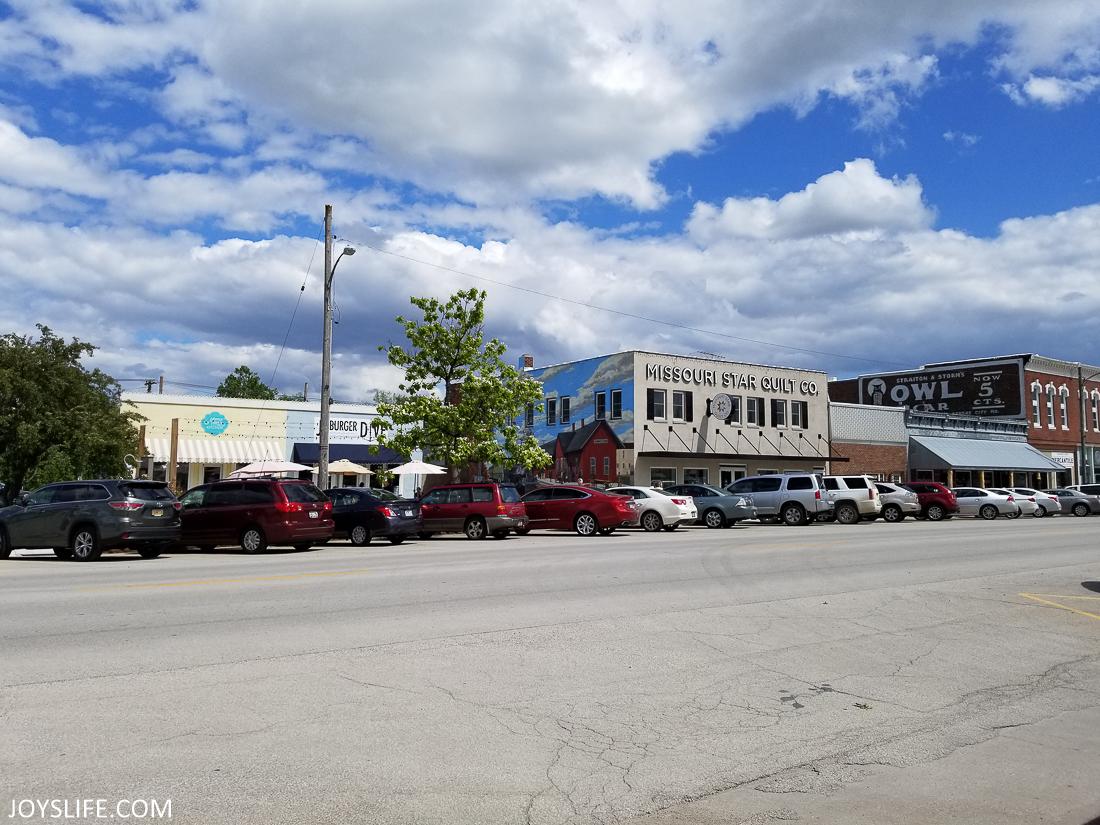 Missouri Star Quilt Company Main Street