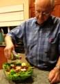 Salad maker