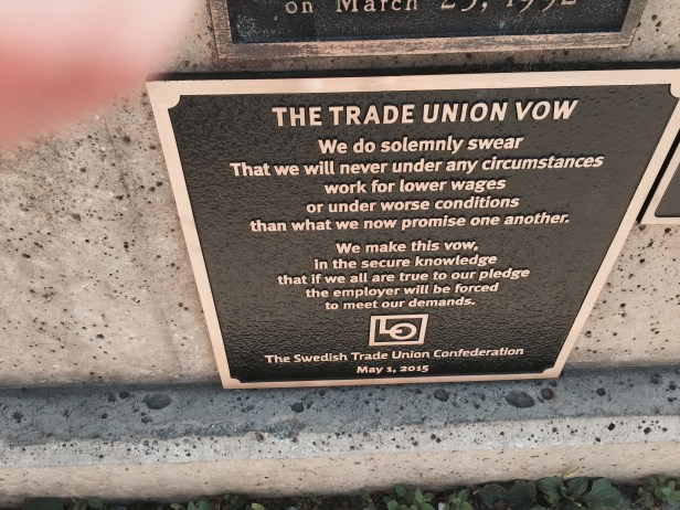ABOUT UNIONS
