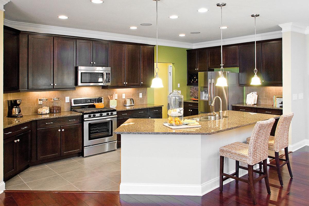 Open Living Room And Kitchen Designs  Joy Studio Design