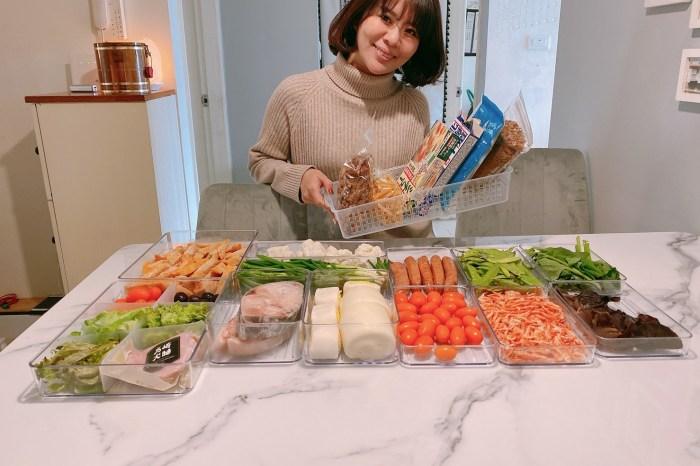 韓國Silicook冰箱系統保鮮盒~讓冰箱不再有黑洞!食物保鮮看得到!冰箱變系統櫃