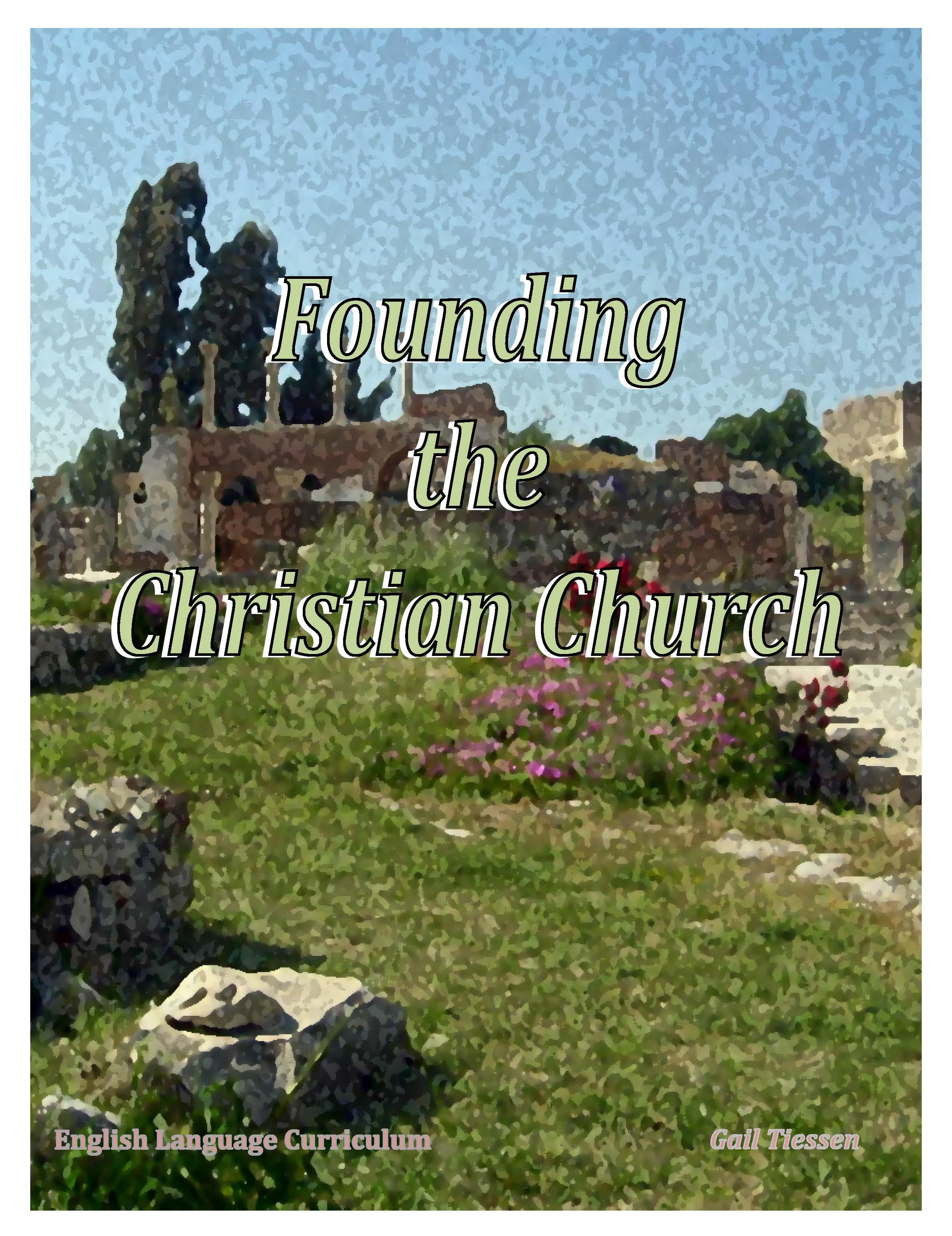 Founding The Christian Church