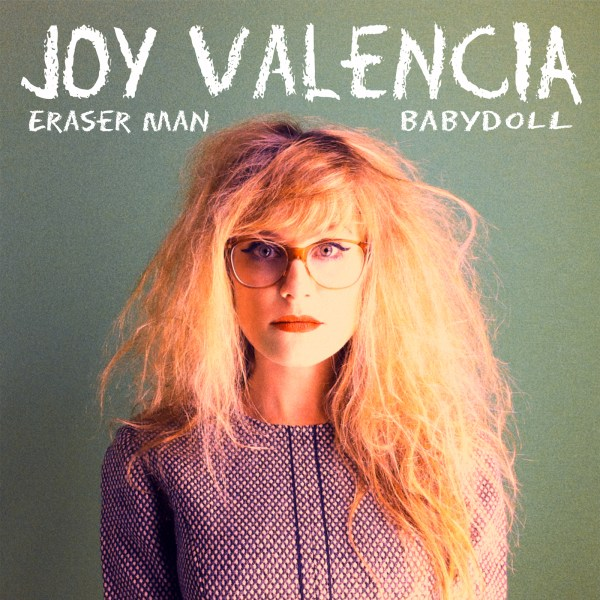 ERASER MAN ART - Joy Valencia