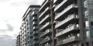 밴쿠버 올림픽 선수촌 아파트