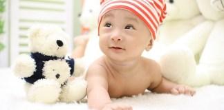 아기 사진.