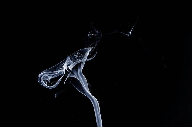 연기, Pixabay