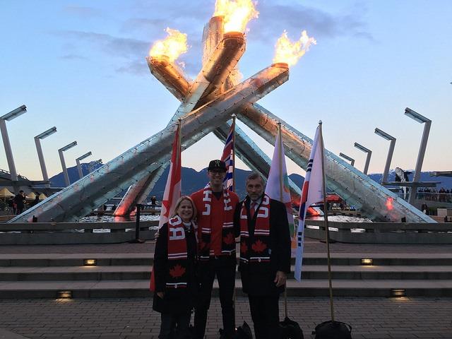 BC 주정부, 밴쿠버올림픽 성화
