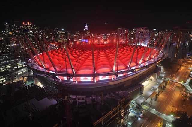 밴쿠버, 2026월드컵 유치 포기: BC 주정부가 결정