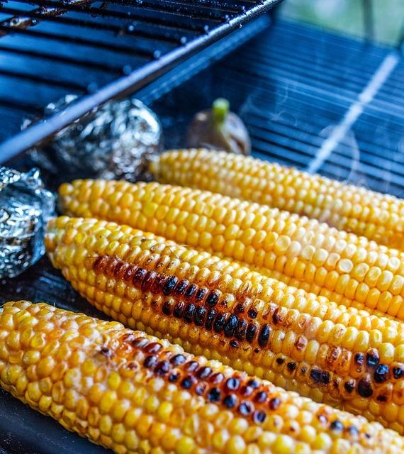 옥수수 BBQ