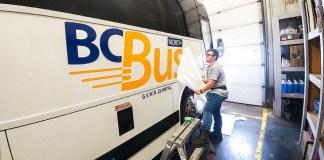 BC버스 노스