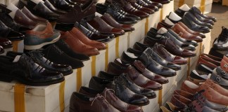 신발 가게, 구두